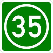 Knoten 35 grün