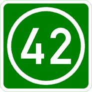 Knoten 42 grün