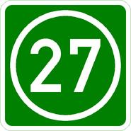 Knoten 27 grün