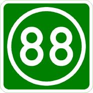 Knoten 88 grün