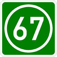 Knoten 67 grün