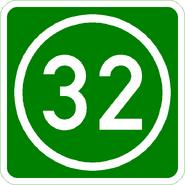 Knoten 32 grün