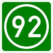 Knoten 92 grün