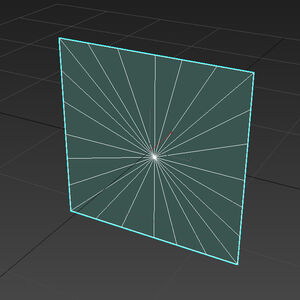 An example UV Mesh