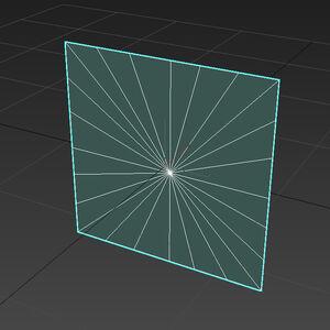 An example UV Mesh