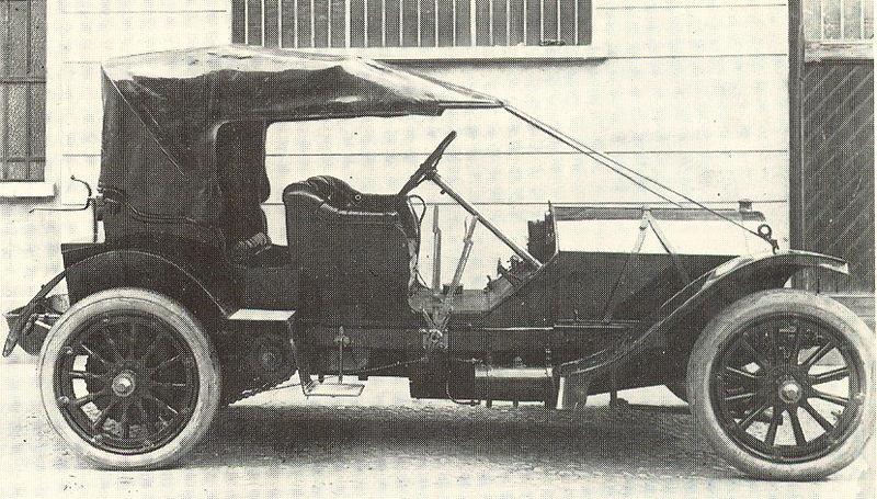Fiat 60 HP