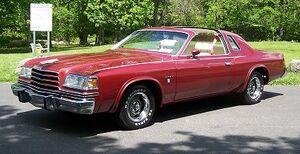 The 1978 Dodge Magnum GT