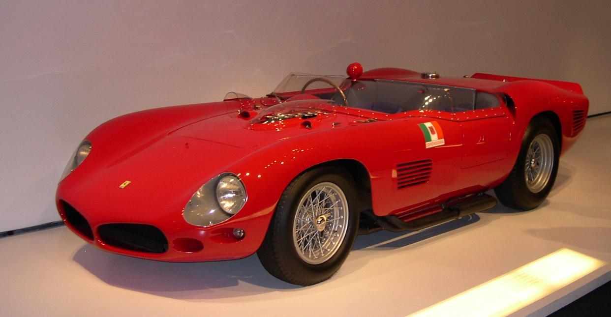 Ferrari 250 TR 61 Spyder Fantuzzi