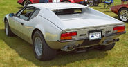 1975-DeTomaso-Pantera-GTS-Silver-Rear-st