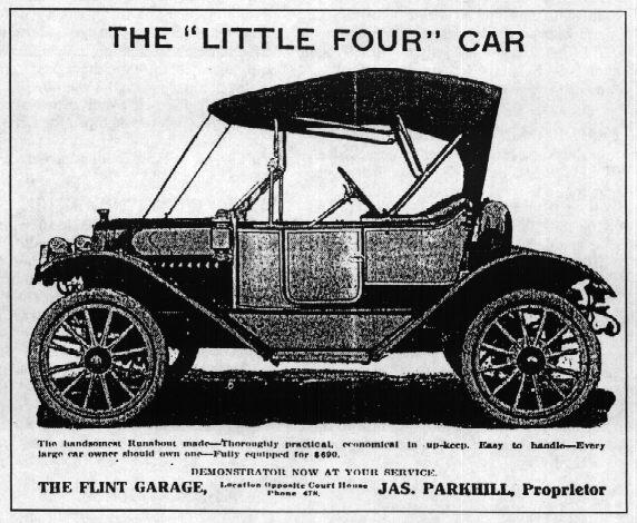 Chevrolet Little Four