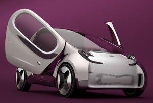 Kia POP EV Concept