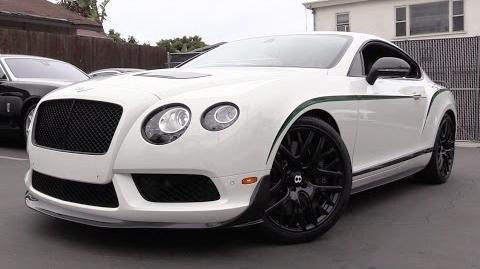 2015 Bentley Continental GT3-R - Start Up, Exhaust & In Depth Review