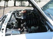 Mazda B-Series Engine(Side)