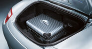 2007 boxster rear trunk