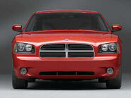 2006 Red Charger Front