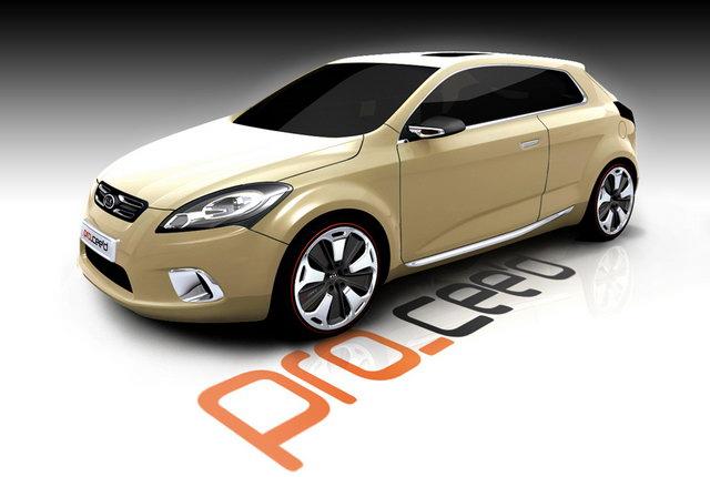Kia Pro cee'd Concept