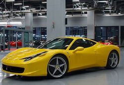 Yellow Ferrari 458 Italia .jpg
