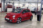 Sport Fiat Abarth 595 Competizione 005