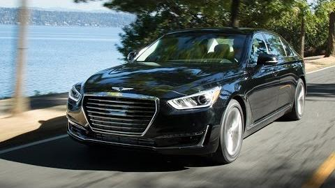 The Search for a Genesis of New Luxury Genesis G90 in the Pacific North West – Epic Drives Ep