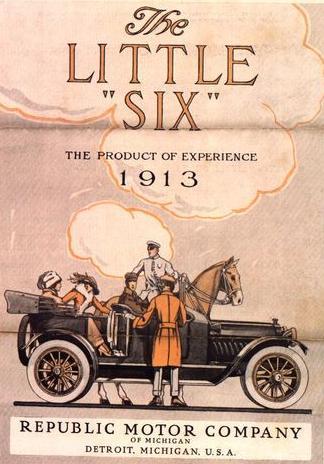 Chevrolet Little Six