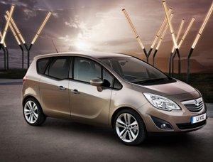 General Motors Meriva