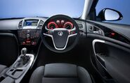 Opel Insignia interior 1