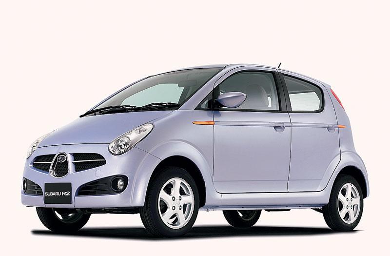 Subaru R2 Concept