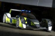 Caparo T1 Cop Car FrontSide