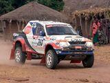 Mitsubishi Triton Dakar