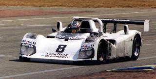 Porsche WSC-95 Spyder