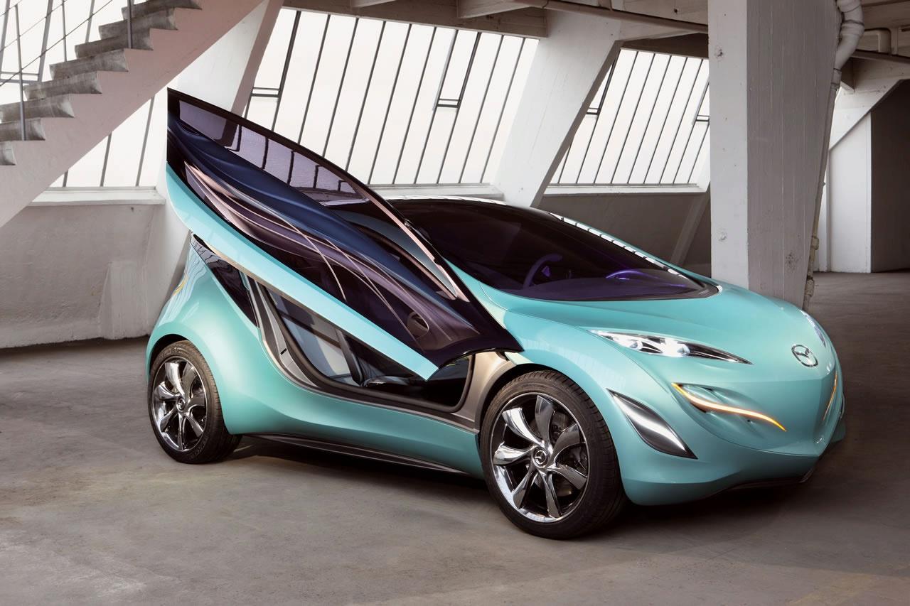 Mazda Kiyora City Car Concept