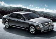 Cadillac SLS China 2006 1