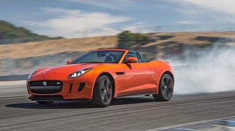 2014 Jaguar F-Type V8 S The Meanest and Loudest Jag in the Jamboree! - Ignition Episode 92
