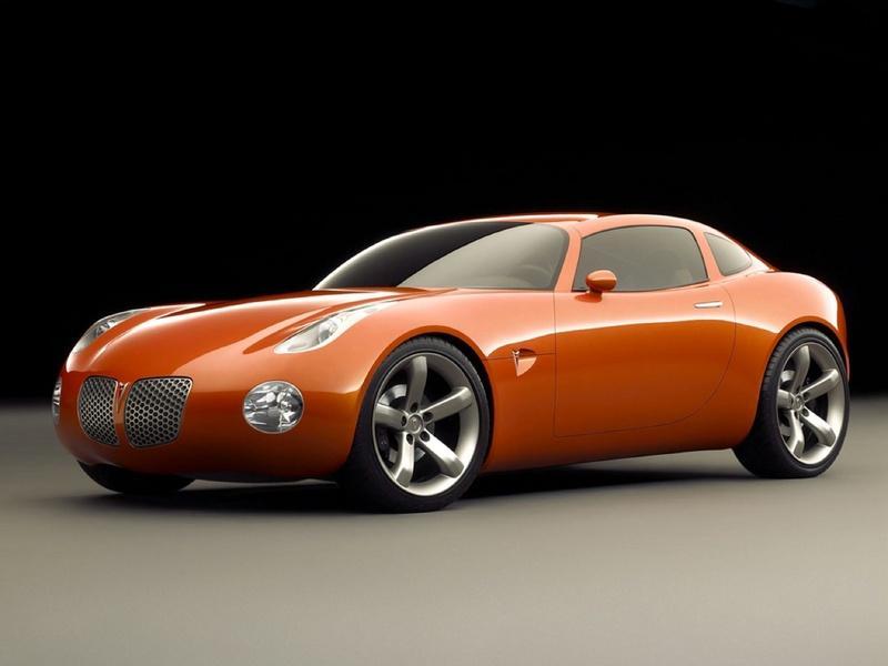 Pontiac Solstice Coupe Concept