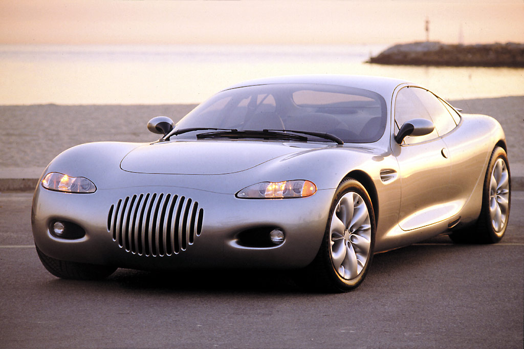 Chrysler 300M Concept