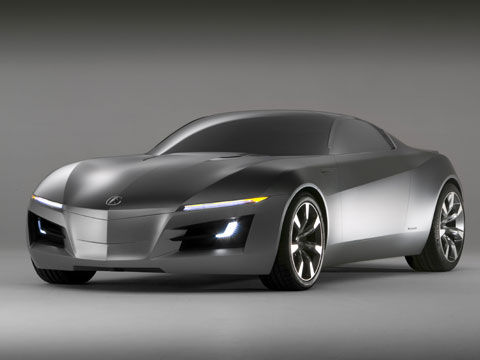 Acura Advanced Sport Car Concept