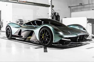 Aston Martin Valkyrie Autopedia Fandom