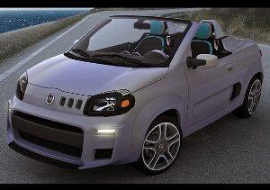 Fiat Uno Roadster Concept
