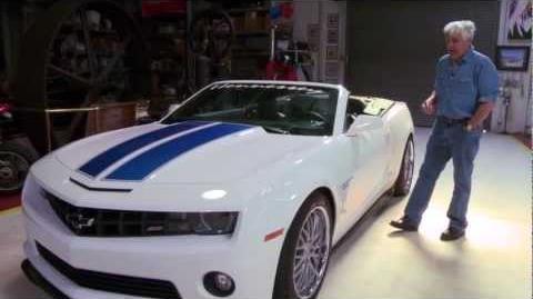 2011 Hennessey HPE600 Camaro Convertible - Jay Leno's Garage