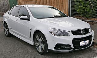 Holden Commodore (VF)