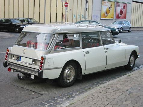 Citroën DS Safari