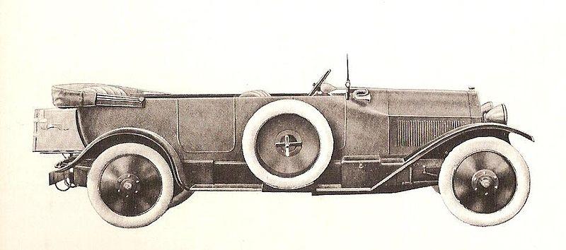 Lancia Kappa (1919)