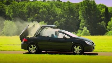 """Modern Peugeot Driver"" Adventures - Top Gear - Series 22 - BBC"
