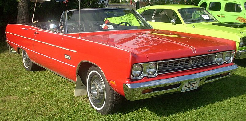 Plymouth Fury (1969–1973)