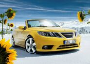 Saab Yellow Edition