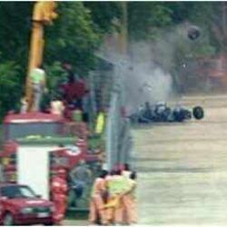 Death of Ayrton Senna