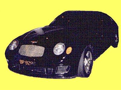 Bentley Grand Prix