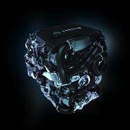 01 v6 diesel engine 82-1280