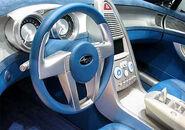 Subaru B11S interior