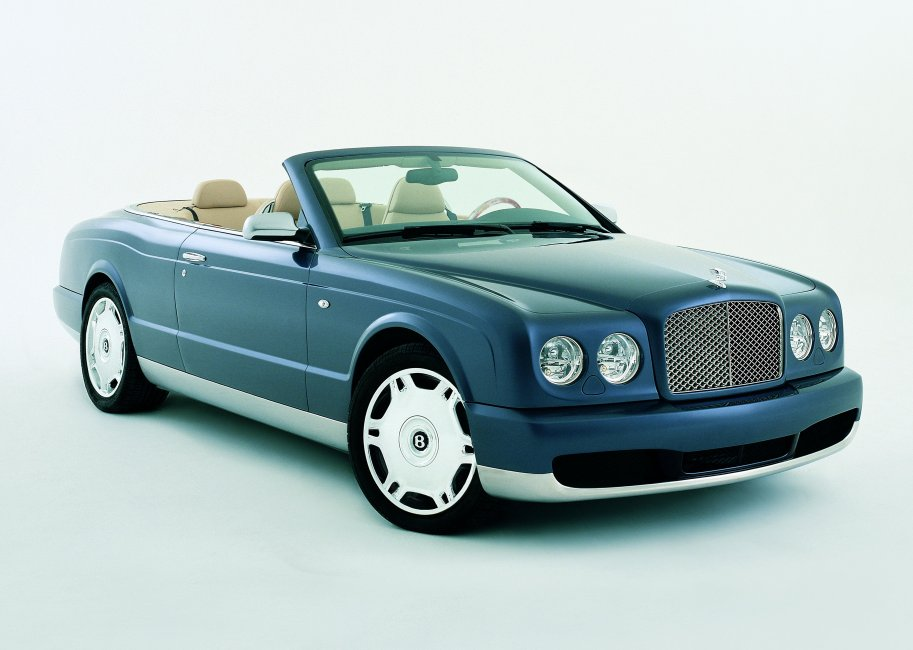 Bentley Arnage Drophead Coupé Concept